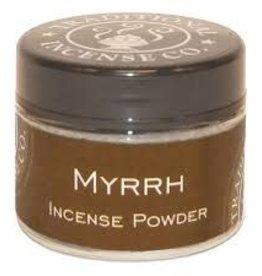 Incense Powder Myrrh 20g
