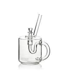 GRAV SIP Coffee Mug Clear