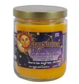 SMOKE ODOR Candle StarStruck