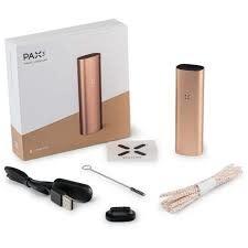 PAX 3 Vaporizer Rose Gold Complete Kit