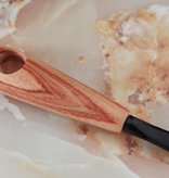 """THE MILL Exotic Wood 4"""" Pipe"""