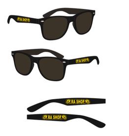 Ra Shop Sunglasses Black