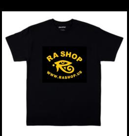 Ra Shop T-Shirt Black 4XL