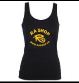 Ra Shop Black Tank Top Lg