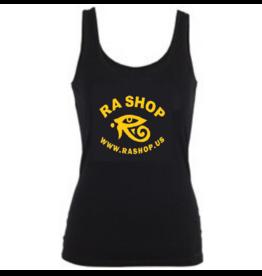Ra Shop Black Tank Top Md