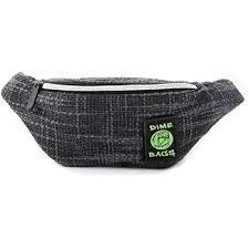 Dime Bag Stash Pack Black