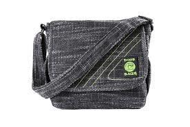 Dime Bag Mini Messenger Black