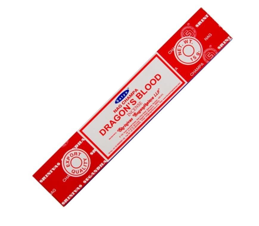 Satya Incense 15g Dragons Blood