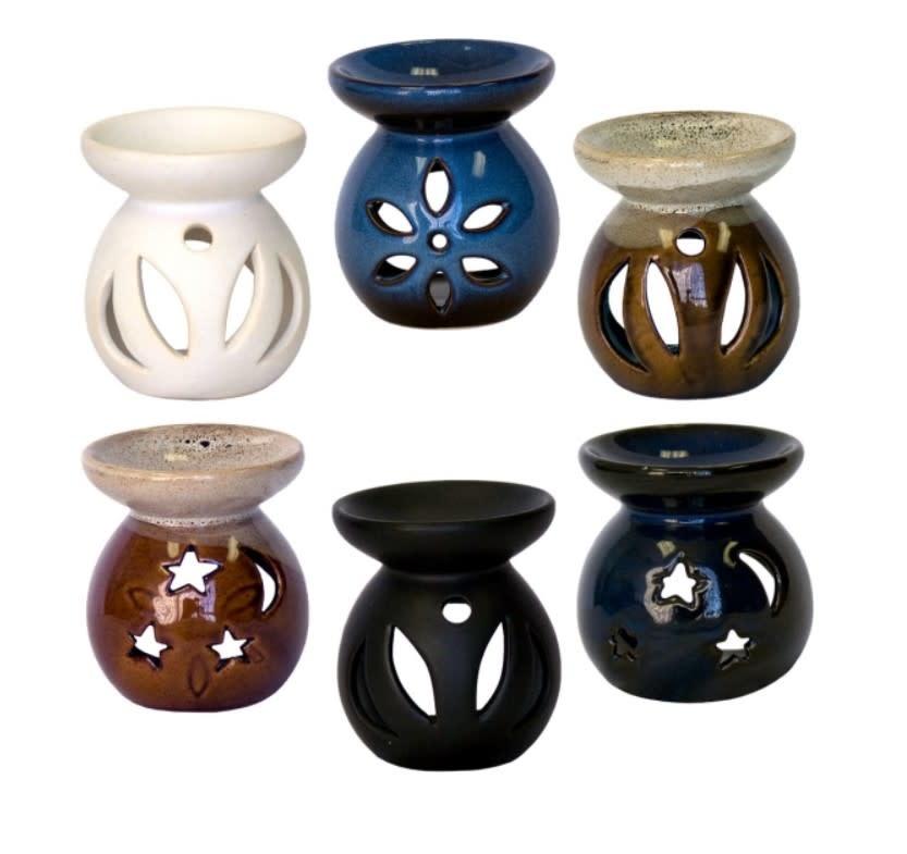 Ceramic Oil Burners