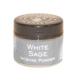 Incense Powder White Sage 20g