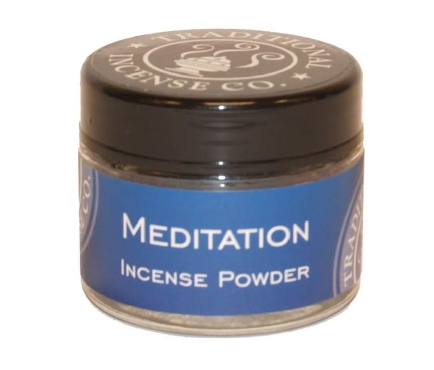Incense Powder Meditation 20g