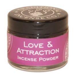 Incense Powder Love & Attraction 20g