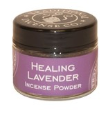 Incense Powder Healing Lavender 20g