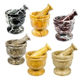 Marble Mortar & Pestel