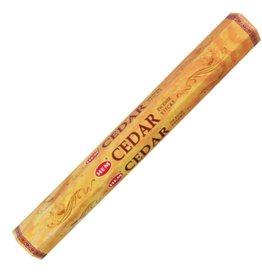 Hem 20g Incense Cedar
