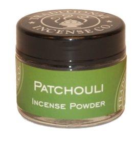Incense Powder Patchouli 20g
