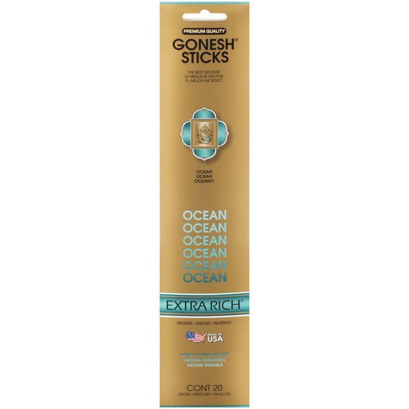 Gonesh Sticks Ocean