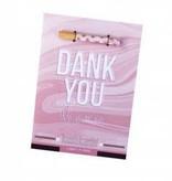 KushKard Dank You Card + One Hitter