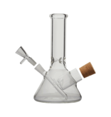MJ Arsenal Cache Water Pipe with Affixed Jar