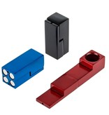 Magnetic Click Pipe