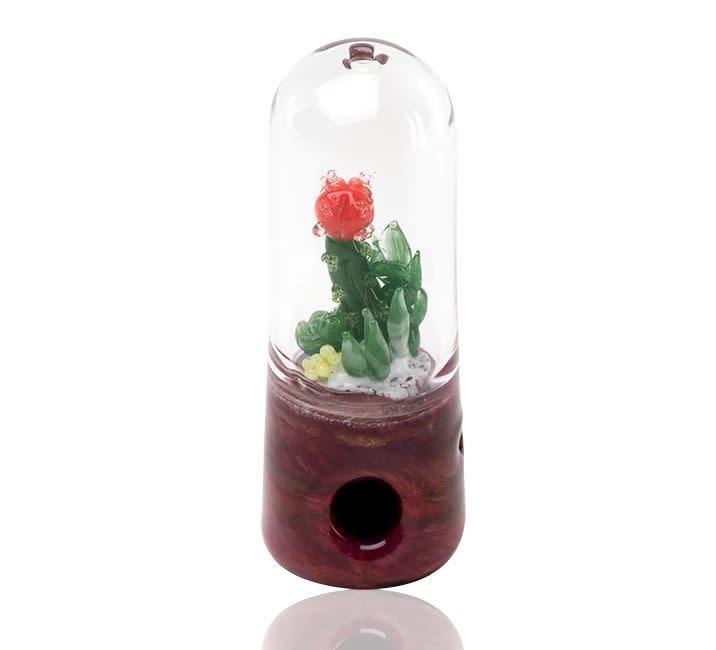 Empire Glass Pipe Succulent