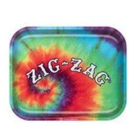 Zig Zag Rolling Tray Tie-Dye Large