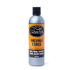 RANDYS Orange Label Cleaner