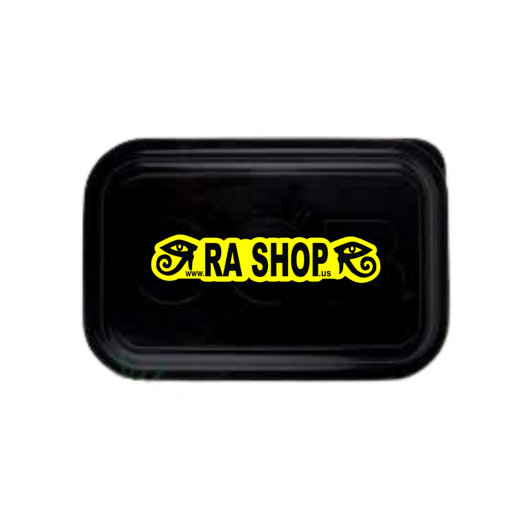 "Ra Shop Rolling Tray Medium 10"" x 6"""