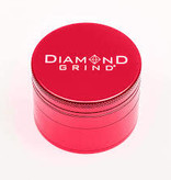DIAMOND GRIND 4pc 40mm Red