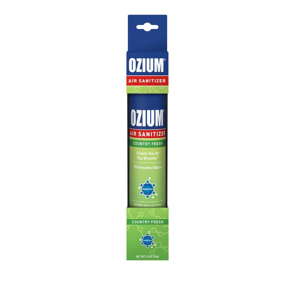 Ozium Air Sanitizer Country Fresh 3.5oz