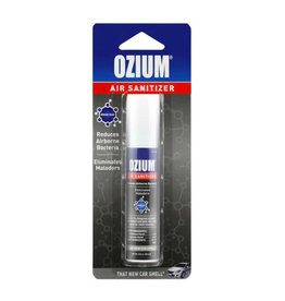 Ozium Air Sanitizer New Car 0.8oz
