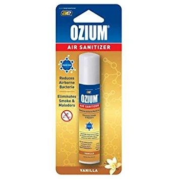 Ozium Air Sanitizer Vanilla 0.8oz