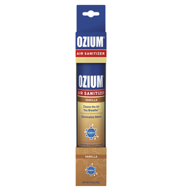 Ozium Air Sanitizer Vanilla 3.5oz