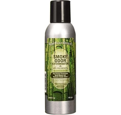 SMOKE ODOR Spray Bamboo Breeze