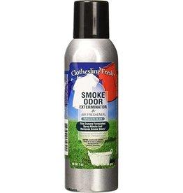 SMOKE ODOR Spray Clothesline Fresh