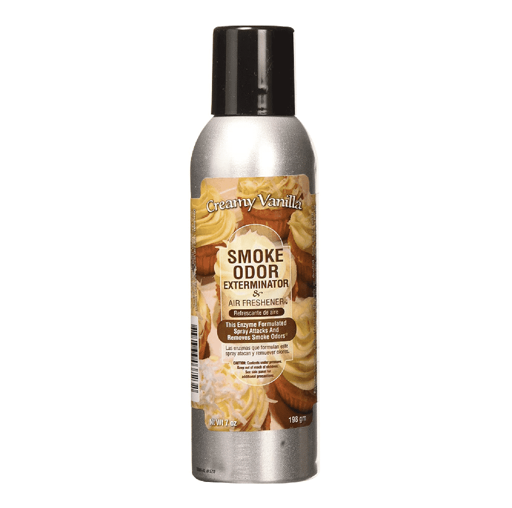 SMOKE ODOR Spray Creamy Vanilla