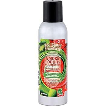 SMOKE ODOR Spray Kiwi Twisted Strawberry