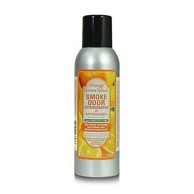 SMOKE ODOR Spray Orange Lemon Splash