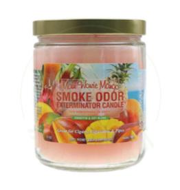 SMOKE ODOR Candle Maui Wowie Mango