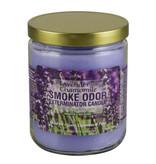 SMOKE ODOR Candle Lavender Chamomile