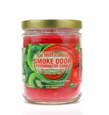 SMOKE ODOR Candle Kiwi Twisted Strawberry