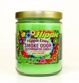 SMOKE ODOR Candle Hippie Love