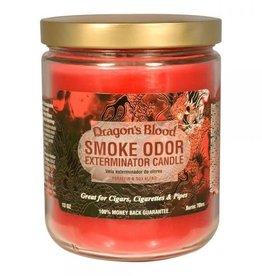SMOKE ODOR Candle Dragon's Blood