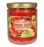 SMOKE ODOR Candle Cinnamon Apples