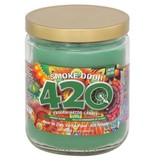 SMOKE ODOR Candle 420