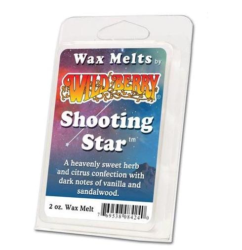 Wild Berry Wax Melts Shooting Star