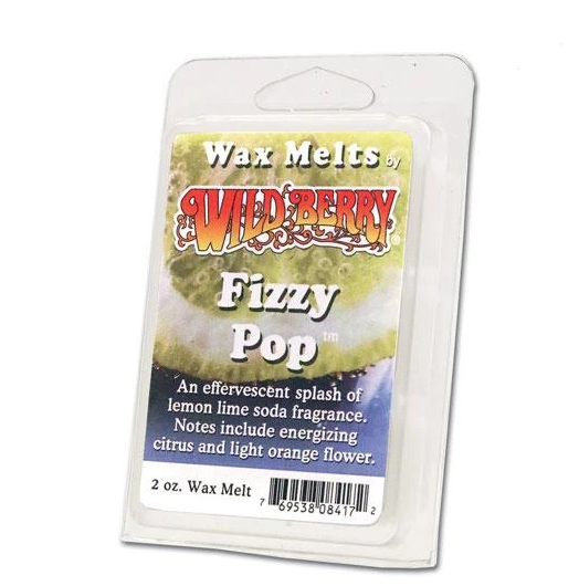 Wild Berry Wax Melts Fizzy Pop