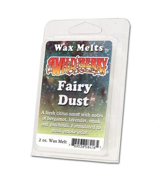Wild Berry Wax Melts Fairy Dust