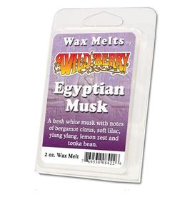 Wild Berry Wax Melts Egyptian Musk