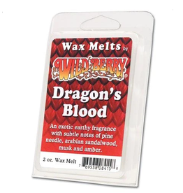 Wild Berry Wax Melts Dragon's Blood
